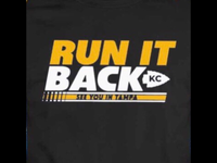 RUN IT BACK KC T-SHIRT