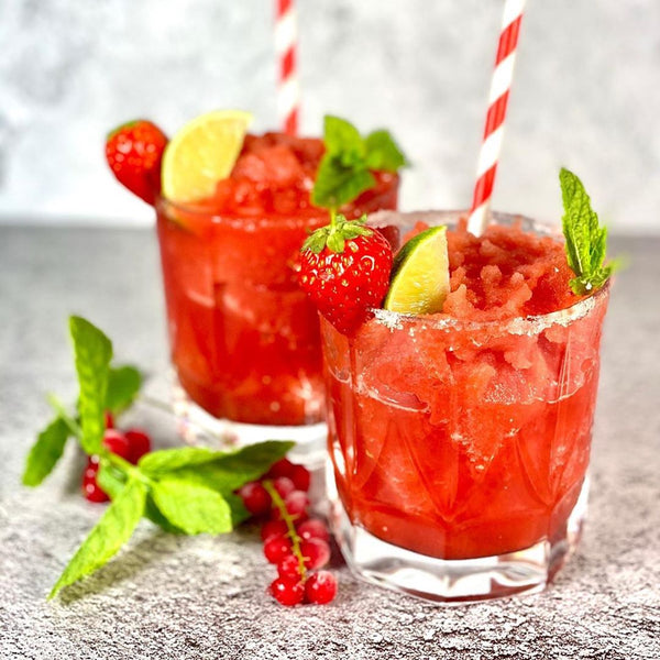 Berry & Watermelon Mocktail -By Sabina