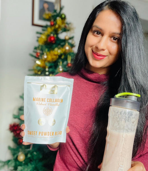 Vanilla Collagen Smooths - By Anitha