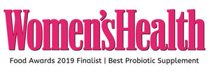 Wellness Lab Turmeric Finalist as Best Probiotic Supplement at Women´s Health!