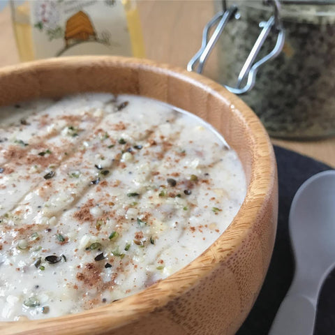 MARINE COLLAGEN OAT PORRIDGE