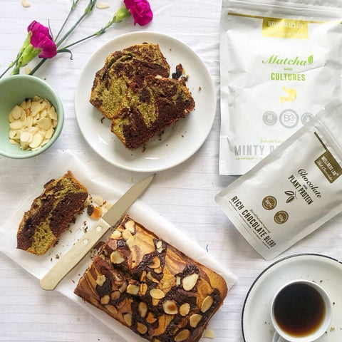 marble cake recipe wellness lab