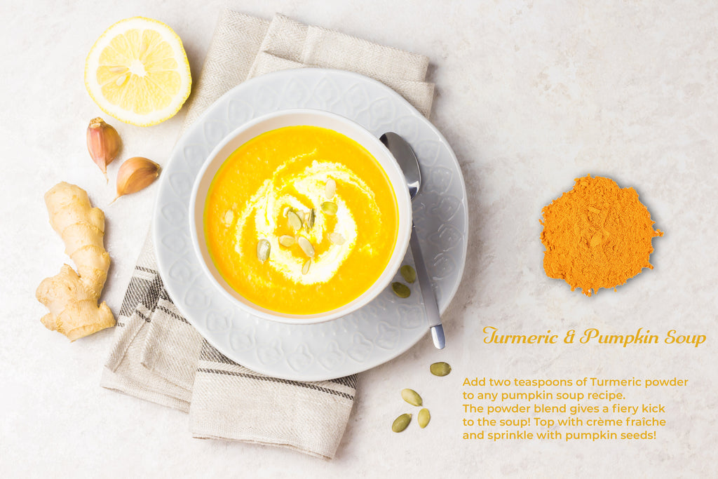 does turmeric latte have caffeine Wellness Lab