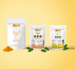 Immunity Booster Bundle - Wellness Lab Ltd