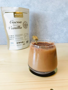 Chocolate Milkshake | Plant Protein & Fibre - Wellness Lab Ltd