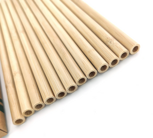 Bamboo Straws - Wellness Lab®