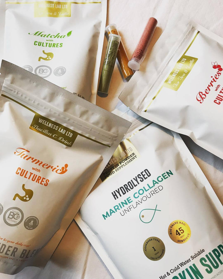 ★LATTE BUNDLE★ - Wellness Lab Ltd