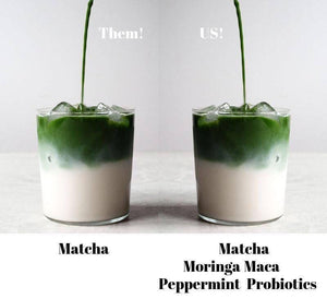 ★OFFER★ Matcha+Berry Probiotic - Wellness Lab Ltd