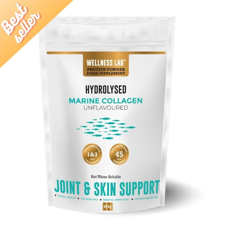 Marine Collagen POUCH Type 1 & 3 - Wellness Lab Ltd