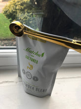 Golden Scoop with Clip | For Pouches - Wellness Lab®