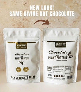 Hot Chocolate | Vegan - Wellness Lab Ltd