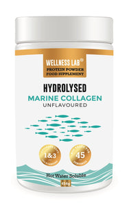 Marine Collagen TUB Type 1 & 3 - Wellness Lab Ltd