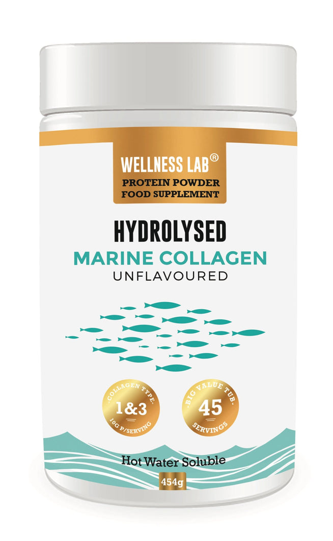 Marine Collagen TUB Type 1 & 3 - Wellness Lab®