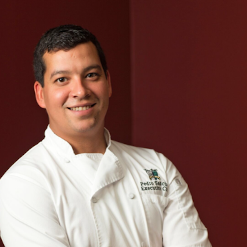 Meet Houston Chef Pedro Sanchez