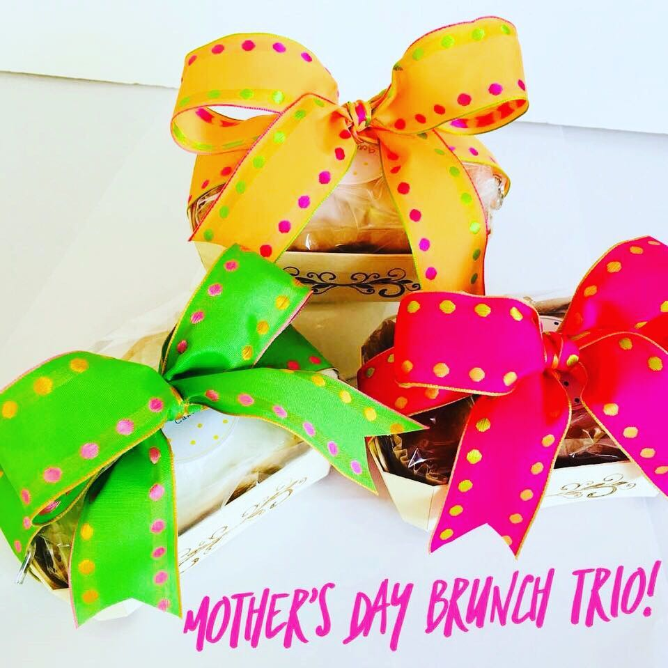 Mother's Day Brunch Trio