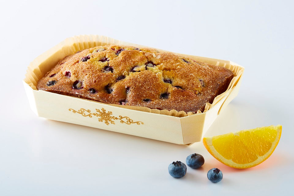 Gluten Free - Cake - Orange Blueberry - Mini - 3x5