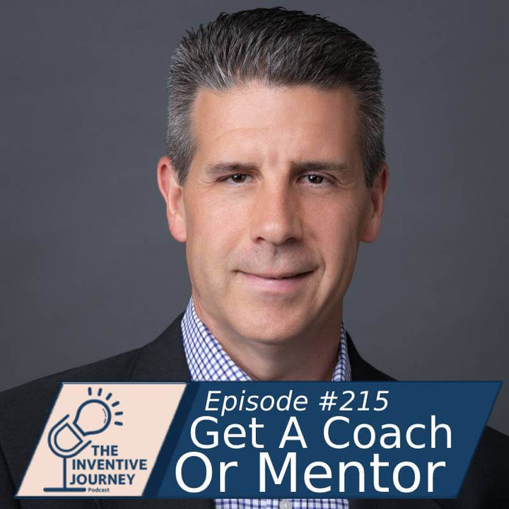 Get A Coach Or Mentor