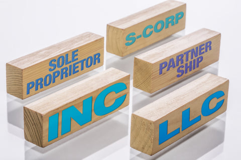 Difference between LLC, S-Corp, and C-Corp