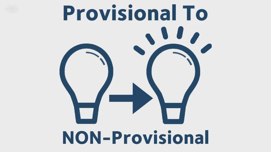 Provisional to Non-Provisional Conversion (3-4 weeks)