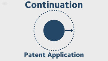 Continuation (CON) Patent Application
