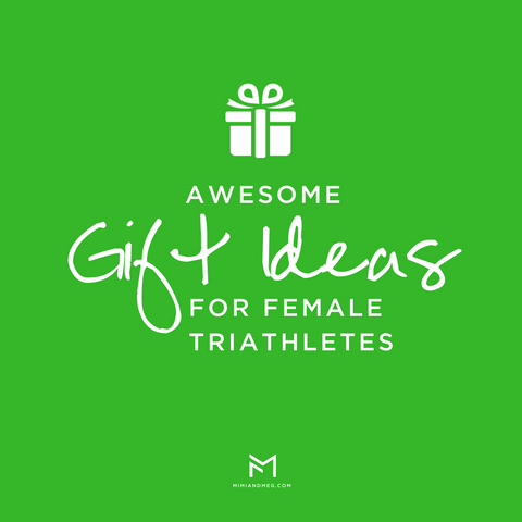 Want to give yourself or your favorite female triathlete the best gift this year? We've compiled our favorite things to bring you the ultimate gift idea ...