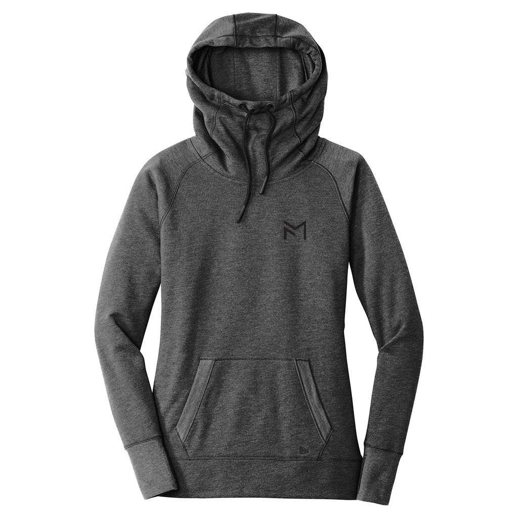 Tri Blend Pull Over Hoodie