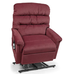 UltraComfort Montage UC542 Heavy Duty Lift Chair - Ruby (White Glove Delivery)-Three-Position Lift Chair - Heavy Duty-Ultra Comfort America-In-Stock - Standard w/No Custom Options-Freedom Lift Chairs