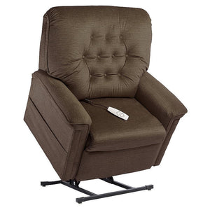 Mega Motion NM122PW Three-Position Lift Chair - Buff