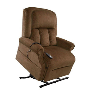 Mega Motion NM7001 Heavy Duty Three-Position Lift Chair - Mink
