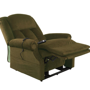 Mega Motion NM7001 Heavy Duty Three-Position Lift Chair - Forest