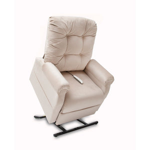 Mega Motion NM4001 Three-Position Lift Chair - Chocolate