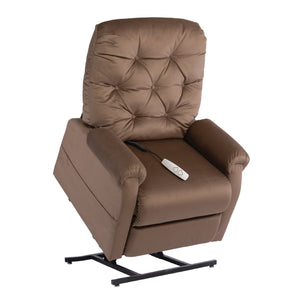 Mega Motion NM200 Three-Position Lift Chair - Chocolate