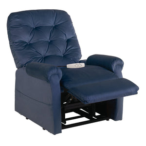 Mega Motion NM200 Three-Position Lift Chair - Navy