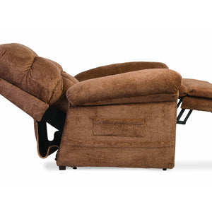 MEGA MOTION NM1652 INFINITE POSITION LIFT CHAIR - NUTMEG