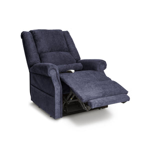 Mega Motion NM-101 Infinite Position Lift Chair - Navy
