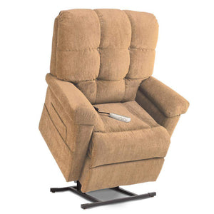Mega Motion NM1652 Infinite Position Lift Chair - Cobblestone