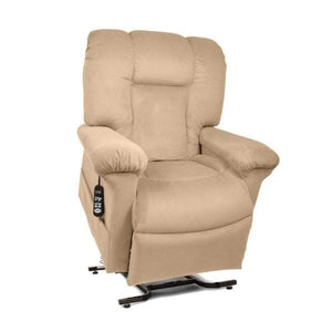 UC520 UltraComfort Stellar Comfort Medium Zero Gravity Lift Chair - Almond