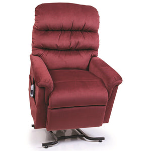UltraComfort Montage UC542-L Large Scale Lift Chair - Ruby (White Glove Delivery)