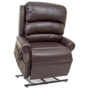 UltraComfort UC550-M26 Stellar Comfort Heavy Duty Zero Gravity Lift Chair - Brisa Coffee Bean (White Glove Delivery)