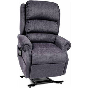 UltraComfort UC550-M26 Stellar Comfort Heavy Duty Zero Gravity Lift Chair - Granite (White Glove Delivery)