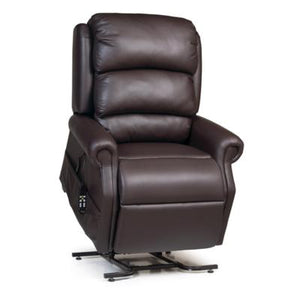 UltraComfort UC550-M Stellar Comfort Medium Scale Zero Gravity Lift Chair - Coffee Bean (White Glove Delivery)-Zero Gravity Lift Chair-Ultra Comfort America-In-Stock - Ultraplush - Coffeebean-Freedom Lift Chairs