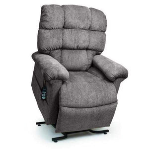 UC556 UltraComfort Stellar Comfort Medium Zero Gravity Lift Chair - Granite