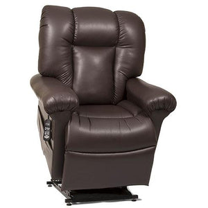UltraComfort UC558 Stellar Comfort with Eclipse Zero Gravity Lift Chair - Coffee Bean (White Glove Delivery)