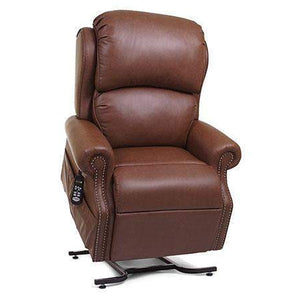 UltraComfort Stellar Comfort Zero Gravity Lift Chair UC794 - Mahogany