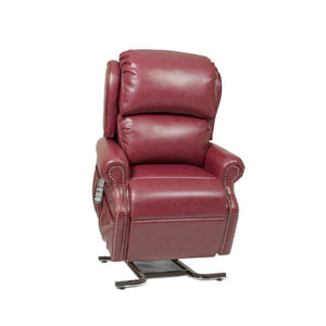 UltraComfort Stellar Comfort Medium Zero Gravity Lift Chair UC794 - Geranium