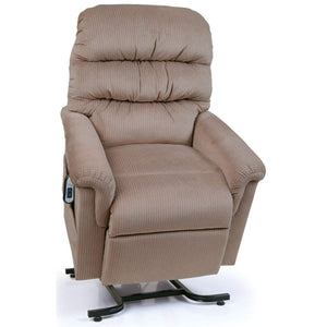 UltraComfort Montage UC542-JPT Petite Lift Chair Recliner - Brown Sugar (White Glove Delivery)-Petite Three Position Lift Chair-Ultra Comfort America-In-Stock - Standard w/No Custom Options-Freedom Lift Chairs