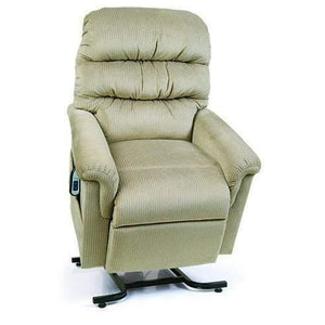 UltraComfort Montage UC542-JPT Petite Lift Chair Recliner - Oatmeal (White Glove Delivery)-Petite Three Position Lift Chair-Ultra Comfort America-In-Stock - Standard w/No Custom Options-Freedom Lift Chairs