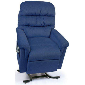 UltraComfort Montage UC542-JPT Petite Lift Chair - Royal Blue (White Glove Delivery)-Petite Three Position Lift Chair-Ultra Comfort America-In-Stock - Standard w/No Custom Options-Freedom Lift Chairs
