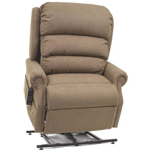 UltraComfort Stellar Comfort Heavy Duty Zero Gravity Lift Chair UC550-M26 - Bamboo (White Glove Delivery)-Zero Gravity Lift Chair-Ultra Comfort America-In-Stock - Standard w/No Custom Options-Freedom Lift Chairs