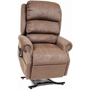 UltraComfort UC550-L Stellar Comfort Large Scale Zero Gravity Lift Chair - Wicker (White Glove Delivery)-Zero Gravity Lift Chair-Ultra Comfort America-In-Stock - Standard w/No Custom Options-Freedom Lift Chairs
